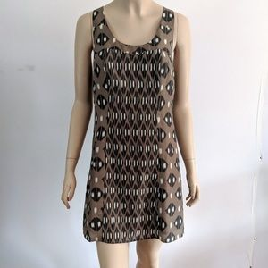 NWOT Banana Republic Patterned Tank Mini Dress 4